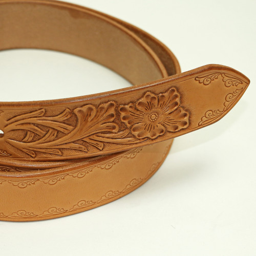 TLF101 Belt - Brown