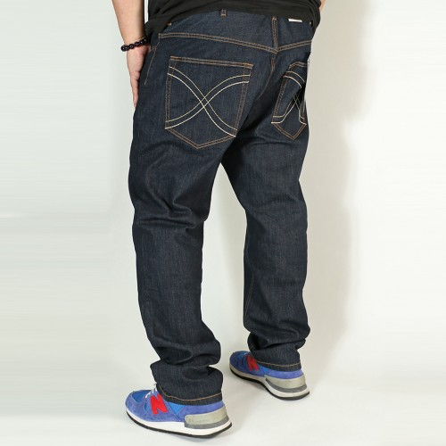 808A 元祖 Ganso Hinshitsu Jeans - Dark Wash