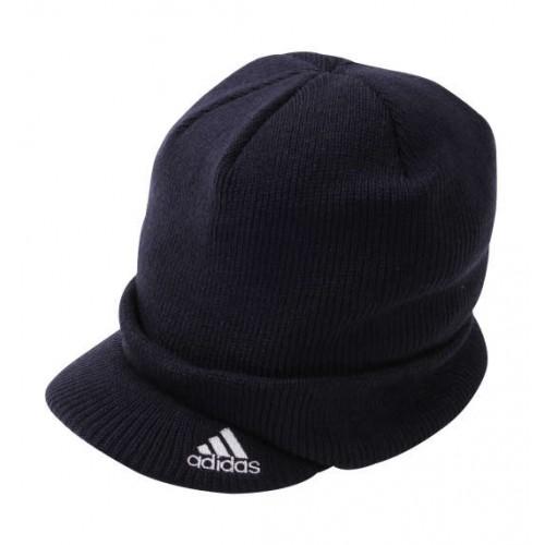 Casual Knit Cap - Navy