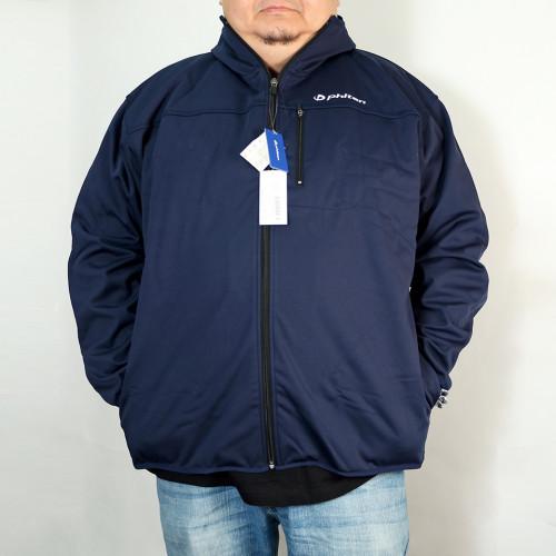 Wind Protection Fleece Jacket - Navy