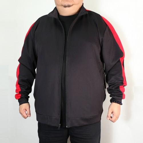 Basic Track Jacket - Black