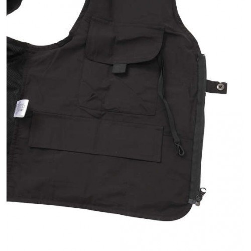 Fishing Vest - Black