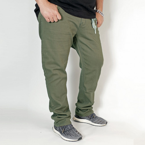 Stretch Twill Pant - Olive