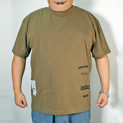 10Y's Limited Capman Tee - Dark Green