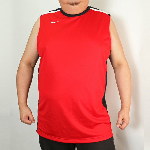 Dry Fit Tee - Red