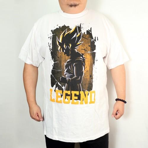 Legend Tee - White