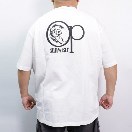 Cool Surfer Tee - White